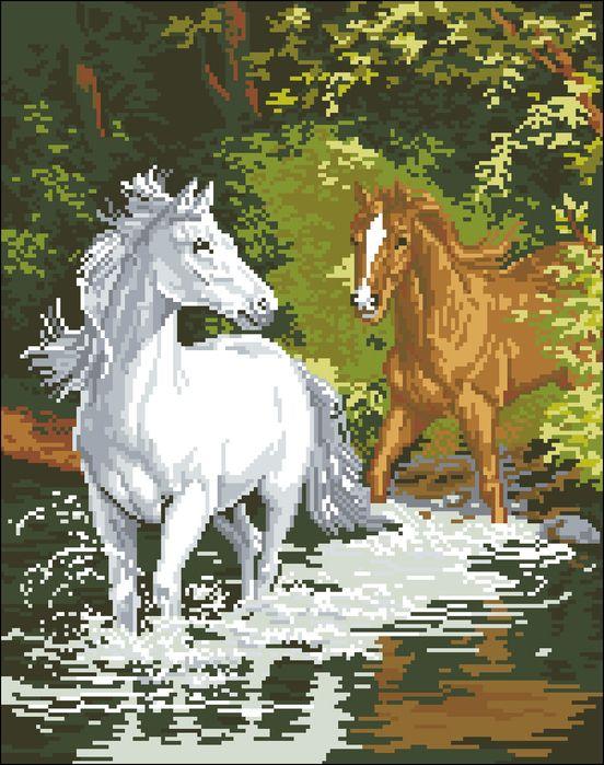 pareja+caballos.jpg (552×699)