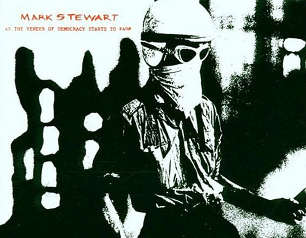 Records that changed my life: Mark Stewart