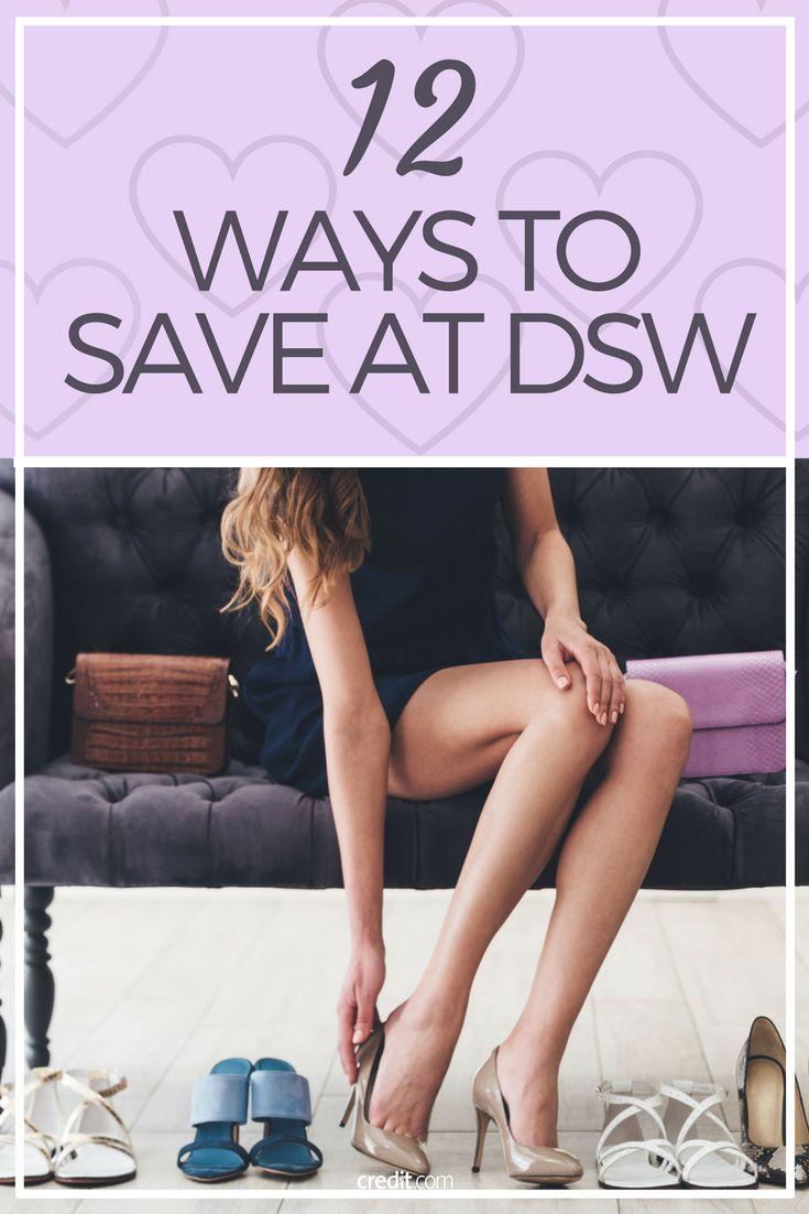 12 Ways to Save at DSW - Save Money at Designer Shoe Warehouse - Deals Designer Shoe Warehouse