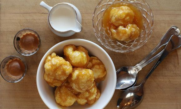 Golden Syrup Dumplings - Maggie Beer, a Barossa Food Tradition