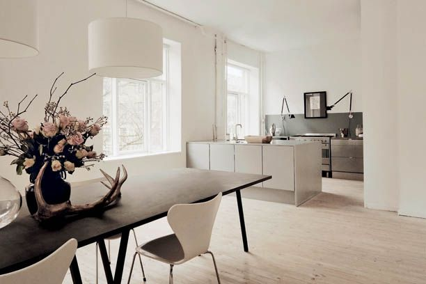 The home of Interior Designer Jessica Vedel | NordicDesign