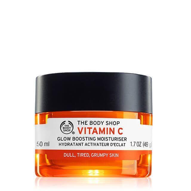 Vitamin C Healthy Glow Boosting Moisturiser