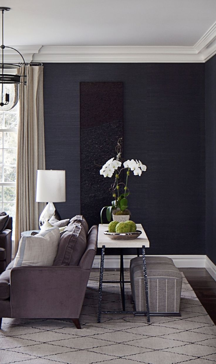 17 Best Images About Grasscloth Walls On Pinterest