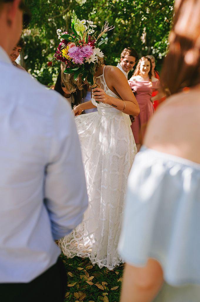 Grace Loves Lace Harriet - Dani Drury Photographer - Wedding photography - Wedding dress - Featured Weddings - Queensland weddings - boho