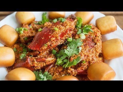Traditional Singapore Chilli Crab - 辣椒螃蟹, ,