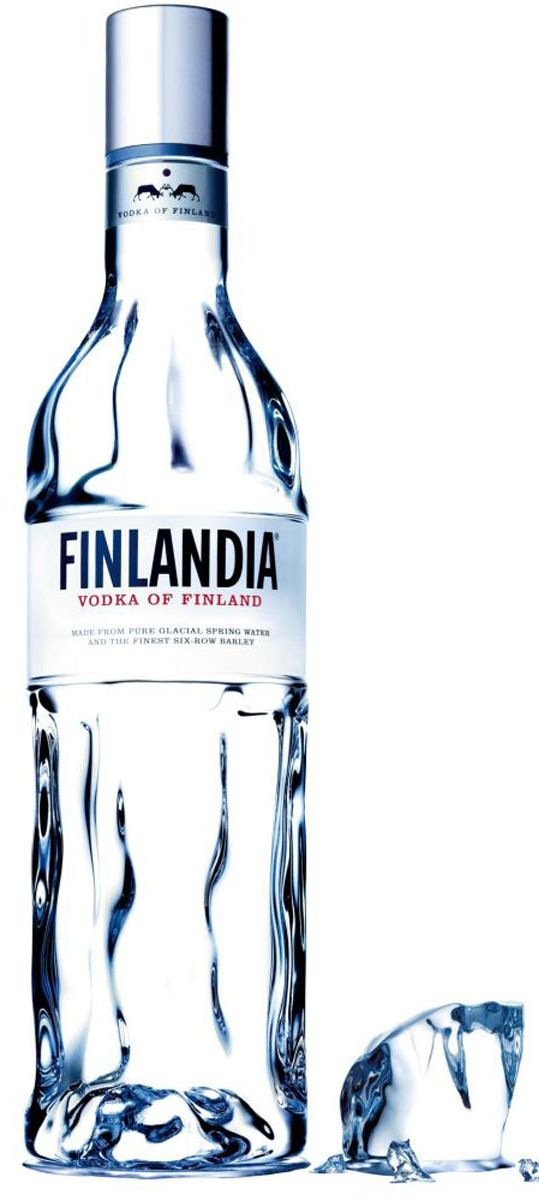 Finlandia Vodka,probably the best vodka in the world:Fact