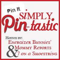 Simply Pintastic Pinterest Blog Hop 3/22-3/24