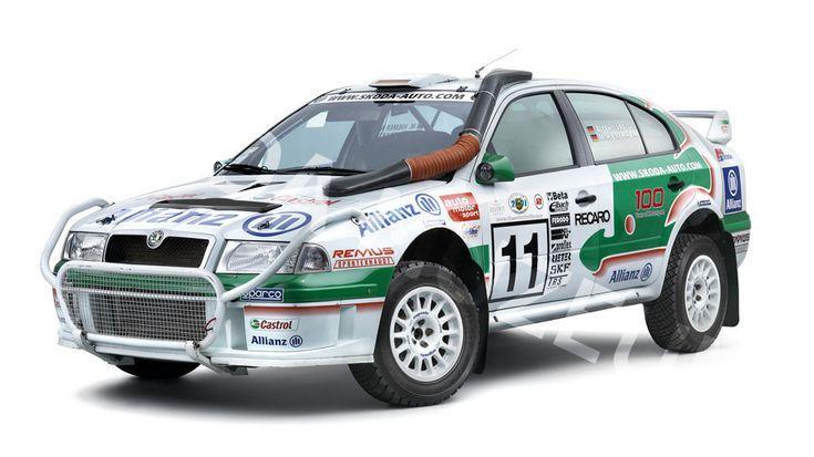 Škoda Octavia WRC (2003)