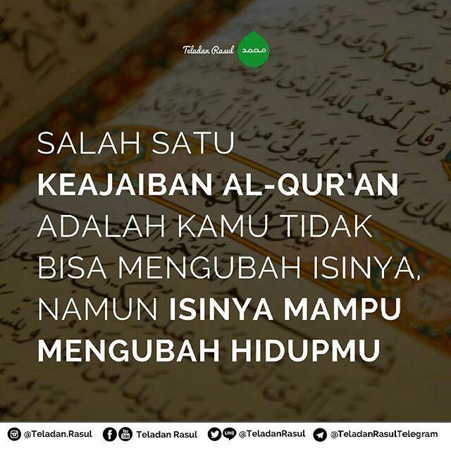 Keutamaan Al Qur'an