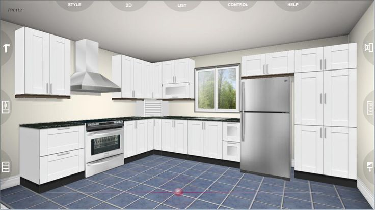 Nice Luxury Kitchen Cabinet Design App, What App Can I Use To Design My Kitchen