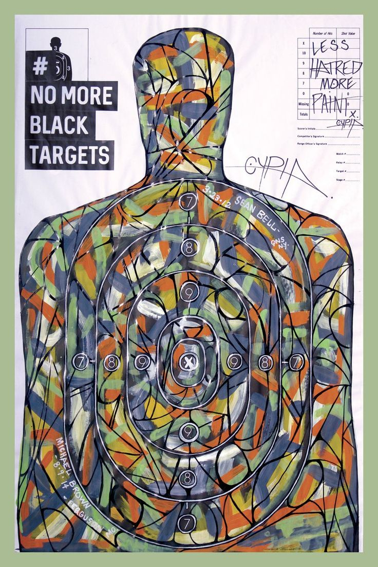 FRED & FARIDNew York Society for Ethical Culture - No More Black Targets
