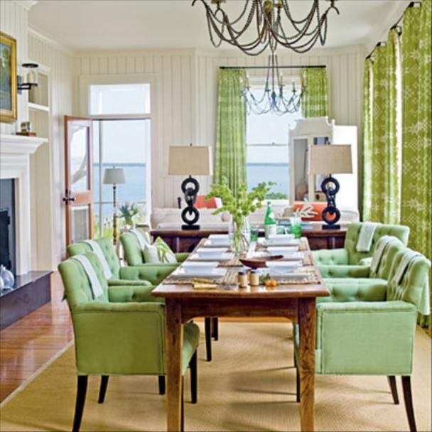 Alison Green Dining Room Decor Ideas