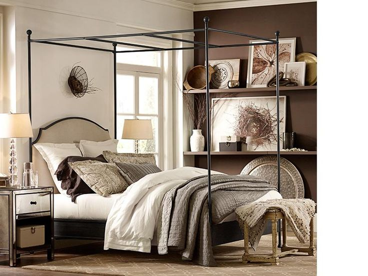 38 best images about pottery barn on pinterest embroidered pillows floor lamps and pillow covers for Pottery barn bedroom inspiration
