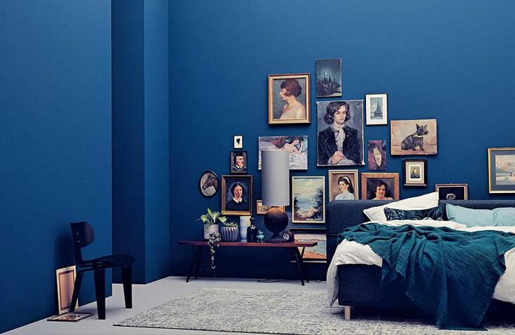63 best wohnen mit blaut nen images on pinterest brickwork color inspiration and couch. Black Bedroom Furniture Sets. Home Design Ideas