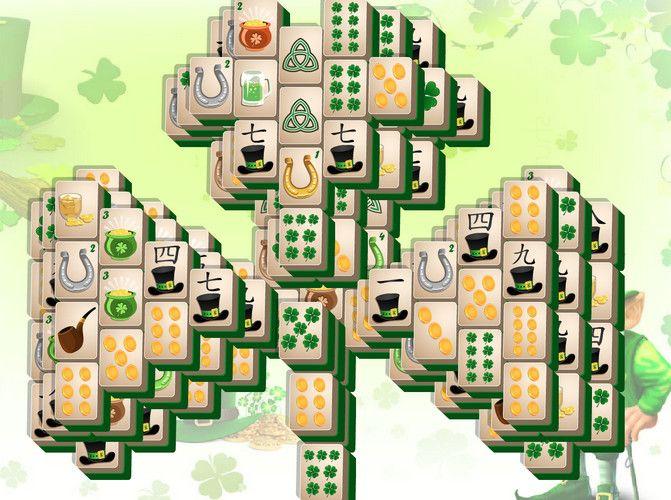 Az írek hatalmas bulit csapnak Szent Patrik napján, ilyenkor Írország zöldbe borul. Az írek és kevésbé írek parádékkal, koncertekkel, tűzijátékokkal és utcabálokkal ünnepelnek szerte a világon. Itt egy madzsong, amely meg(h)íresült! A játékban tíz tábla található.