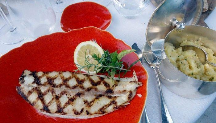 Villa Marie, Saint-Tropez - Ramatuelle // Dolce Vita, restaurant de poissons, coquillages & crustacés