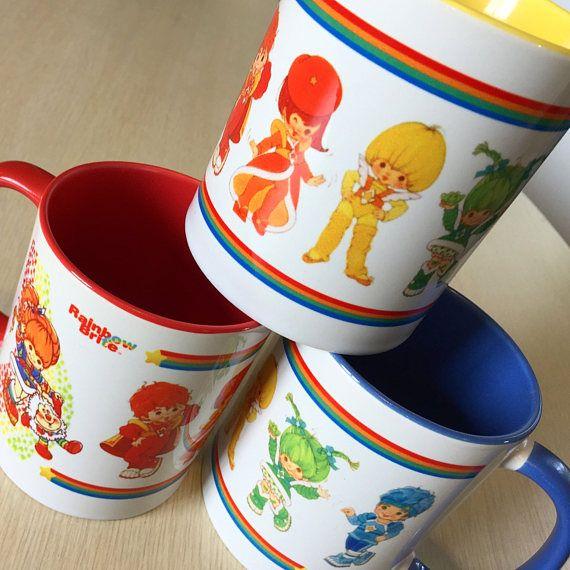 Rainbow Brite and Friends Mug