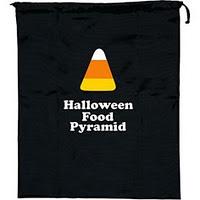 Very cute trick or treat bag.: Treats Bags, Tricks Or Treats, Treat Bags, Trick Or Treat