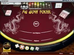 Pai Gow Poker Saldo Daya dan Rival Pai Gow Poker - Casino Online Indonesia yang terbaik dan terpercaya
