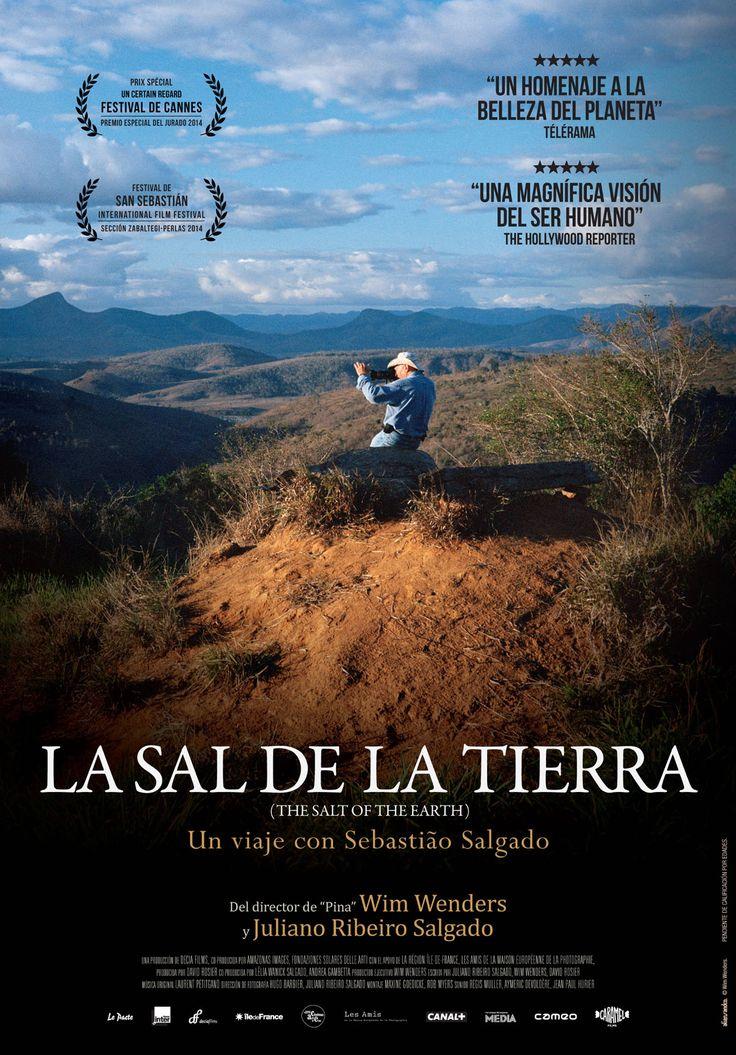 Una película dirigida por Wim Wenders con Sebastião Salgado, Wim Wenders…
