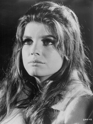 Katharine Ross In Butch Cassidy and the Sundance Kid, 1969
