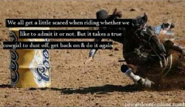 barrel racing quotes tumblr - photo #14
