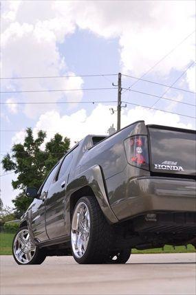RIDGELINE - Honda Ridgeline custom - SUV Tuning