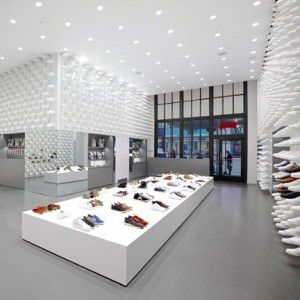 """""""We created an interior by copying and  pasting a single product"""" - Nendo's Oki Sato"""