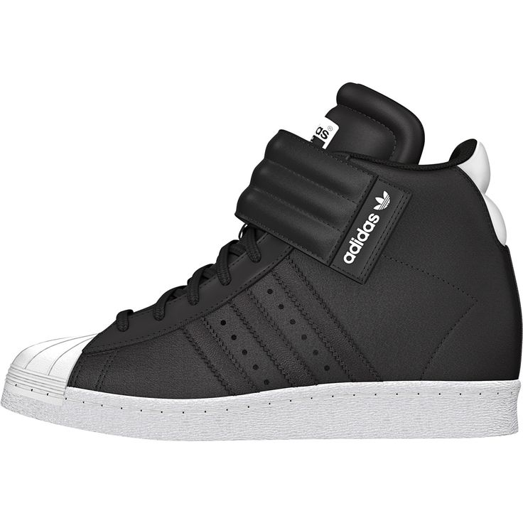Adidas Superstar Up Strap vit
