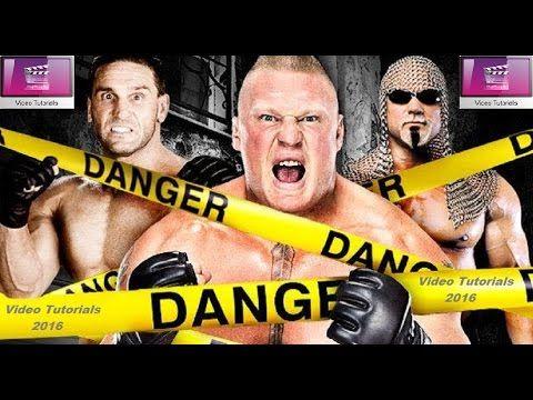 Most Dangerours Wrestlers In WWE 2016