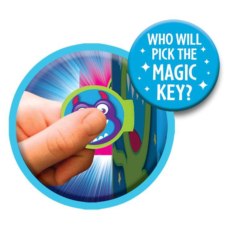 Goodie Gusher Space Monster Magic Key