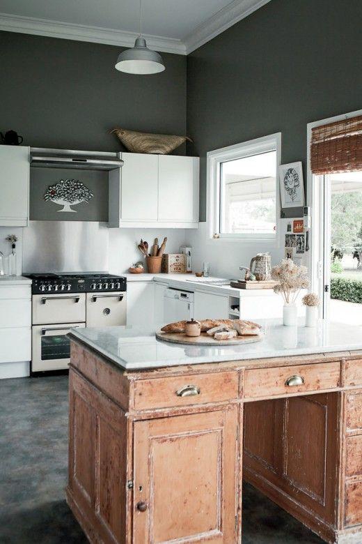 122 best Cuisine Comptoir ilot images on Pinterest Kitchen ideas