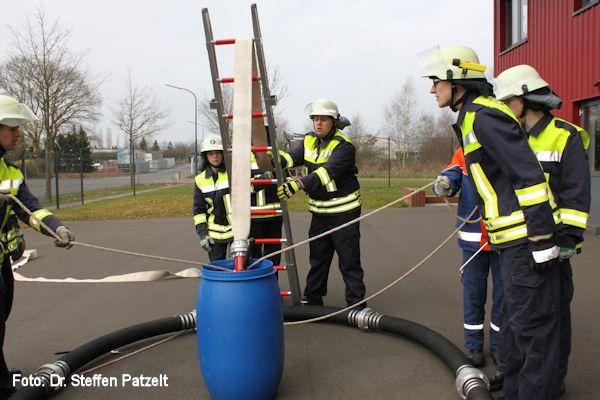 Freiwillige Feuerwehr Ubung Technische Hilfe 8