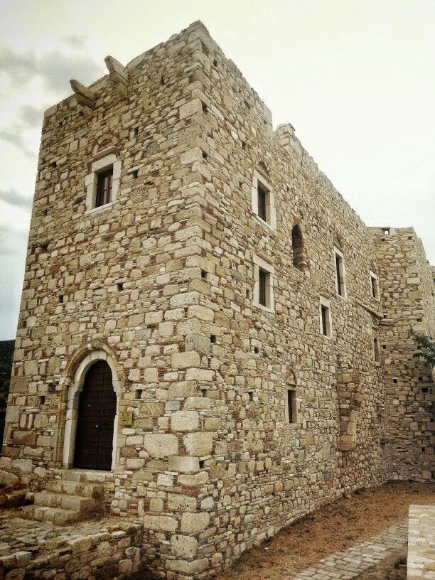 Pythagorion Castle. Samos.
