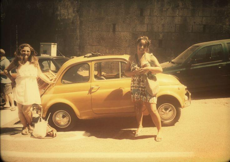 Fiat 500L love , Sorrento