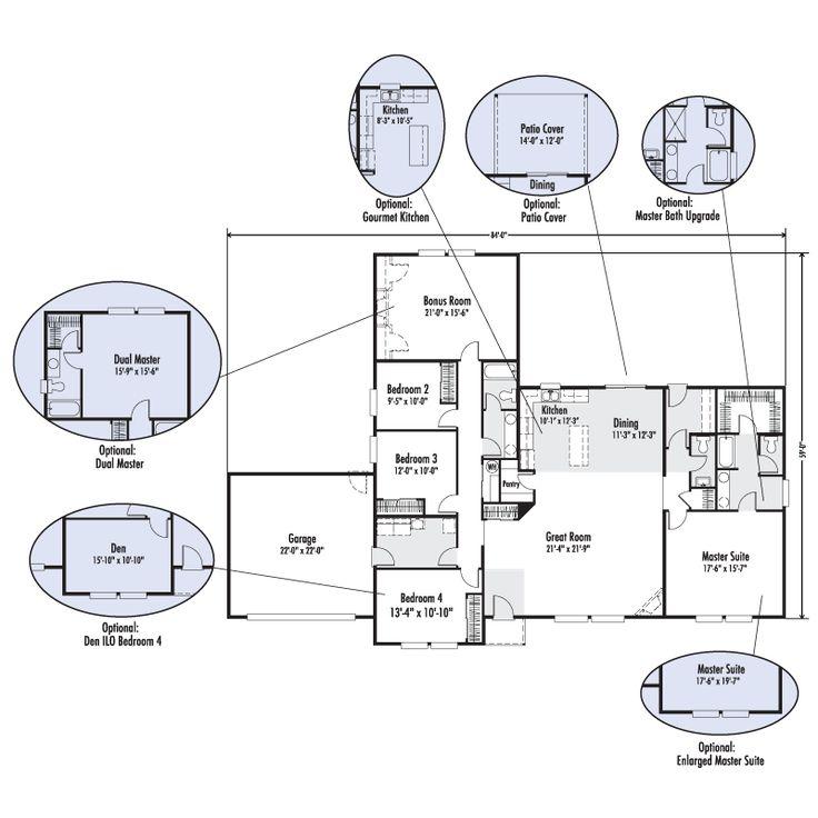 17 Best ideas about Custom Floor Plans on Pinterest Farmhouse