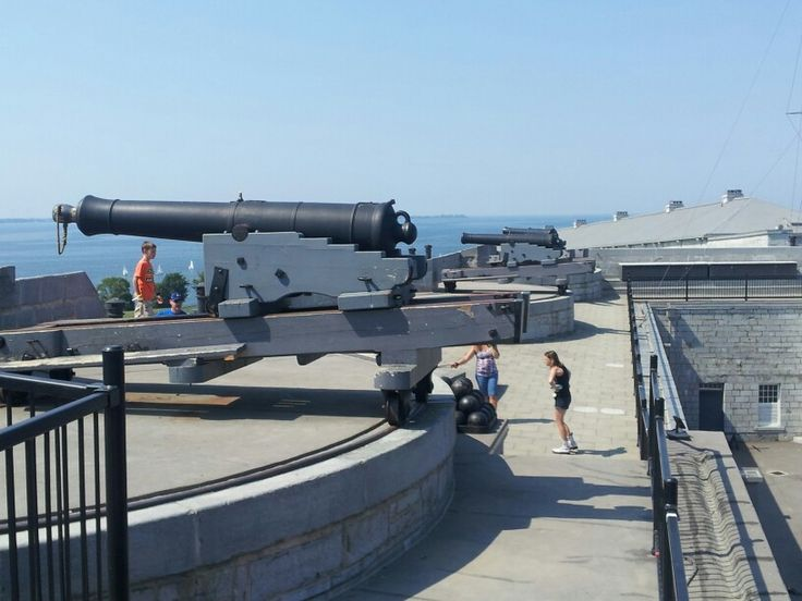 Fort Henry, Kingston, Ontario, Canada