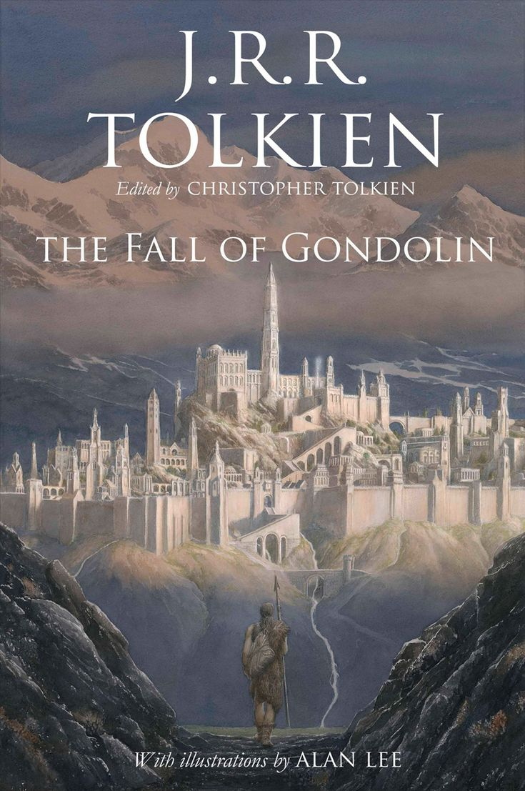 The Fall of Gondolin Amazoncouk J R