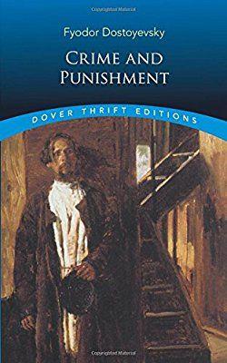 Amazoncom Crime And Punishment 9780486454115 Fyodor Dostoyevsky