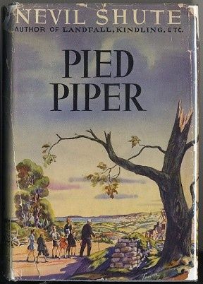 Nevil Shute - Pied Piper  I am currently re-reading this book (the first time was about 12 years ago) and can't seem to put it down. Great story.