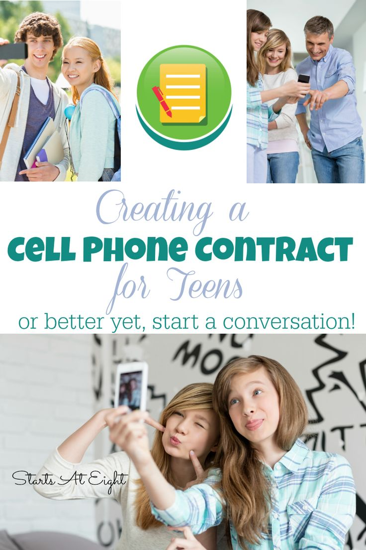 17 best images about raising teens texting mom and creating a cell phone contract for teens or better yet start a