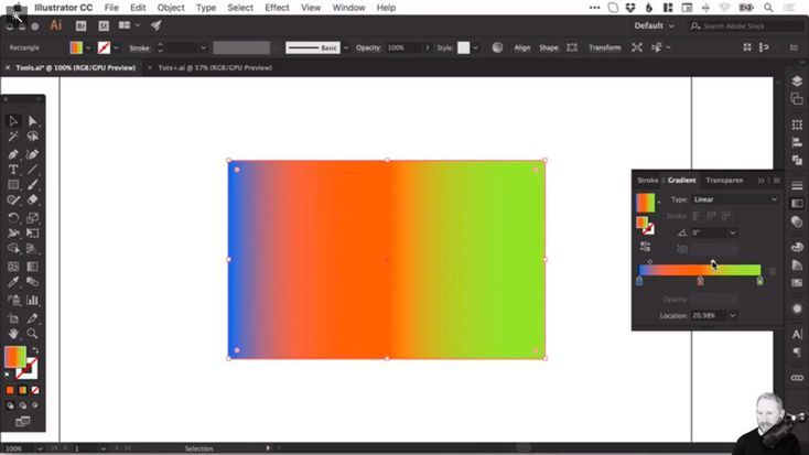 How to Create and Edit Gradients in Adobe Illustrator