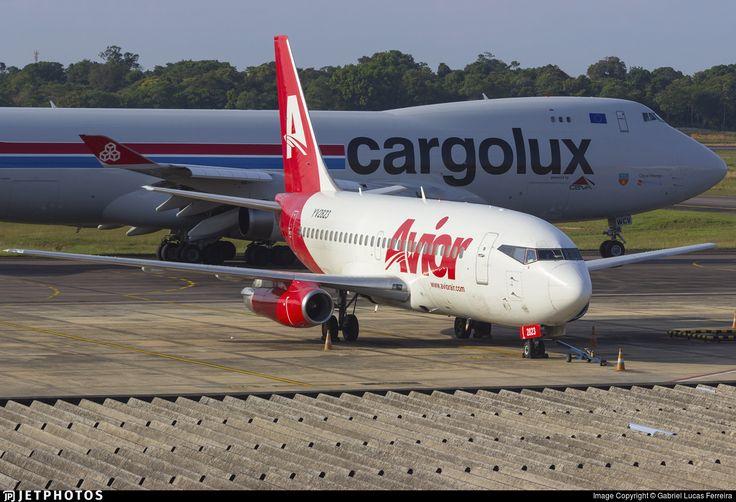 YV2823 - Boeing 737-232(Adv) - Avior Airlines