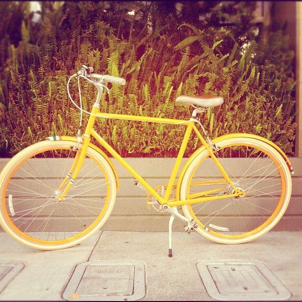 My new bike!! Photo by designconundrum • Instagram | from publicbikes.com