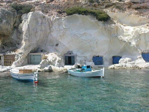 Kimonos island Greece
