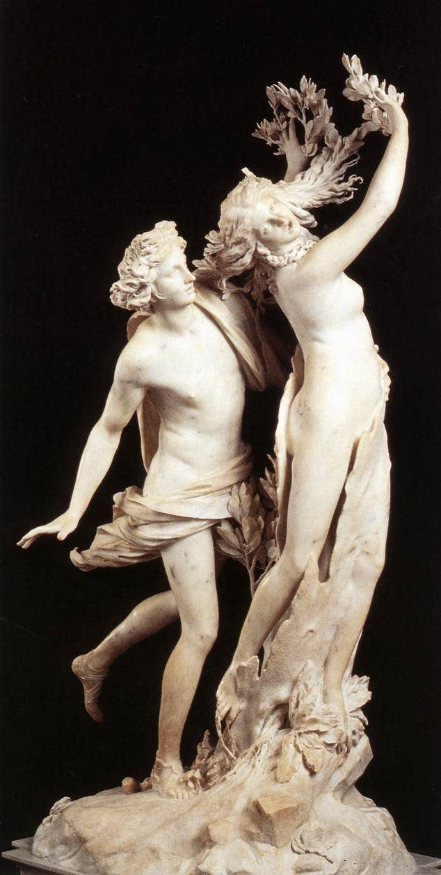 Bernini Apollo & Daphne