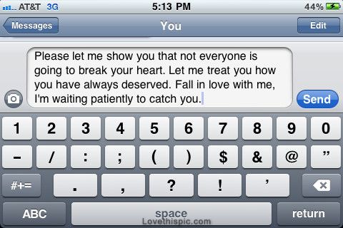 Im Waiting Patiently To Catch You Love Quotes Quote Heart Boyfriend
