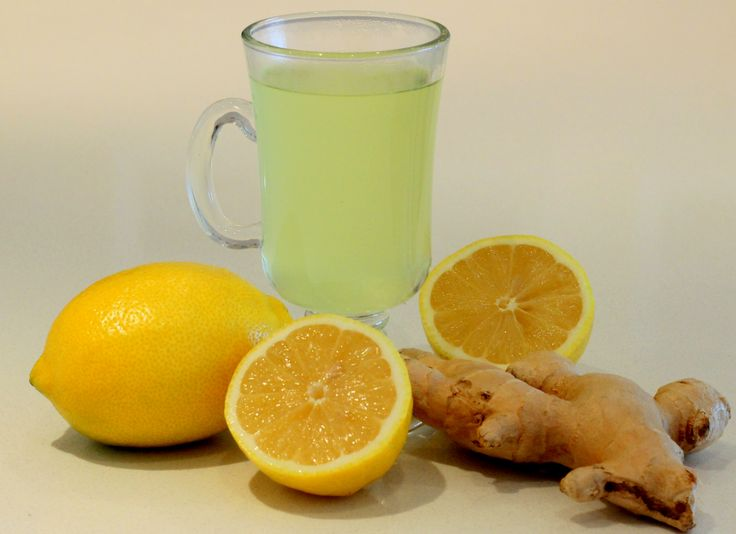 Warm Lemon, Ginger Root and Cayenne Pepper Tea #southafrica