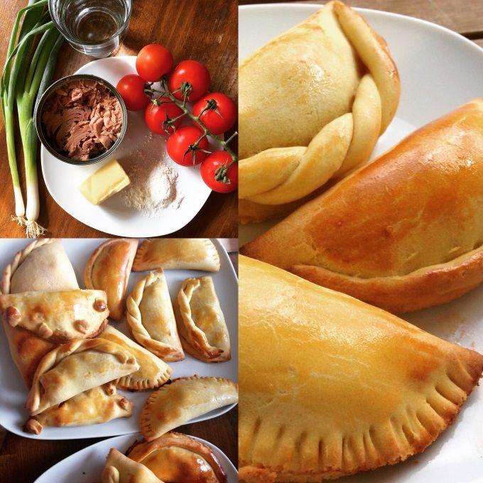 Thunfisch-Empanadas Rezept zum Selbermachen - Familienrezepte zum Selberkochen und Backen.