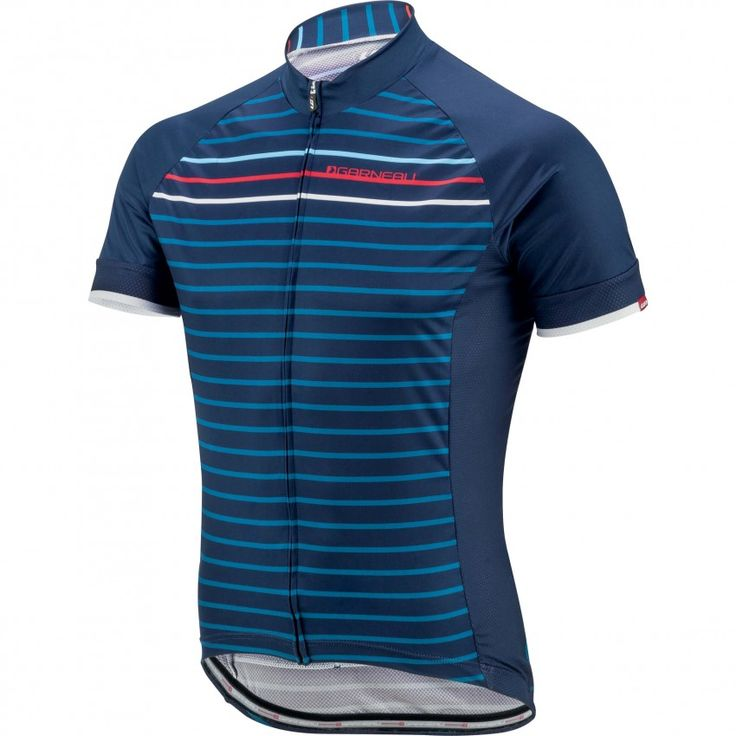 Equipe Cycling Jersey Blue/Red